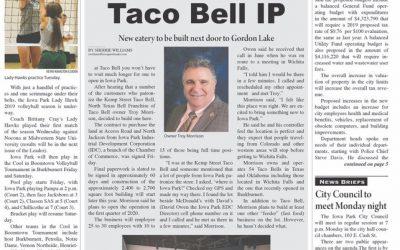 Tacos in Iowa Park
