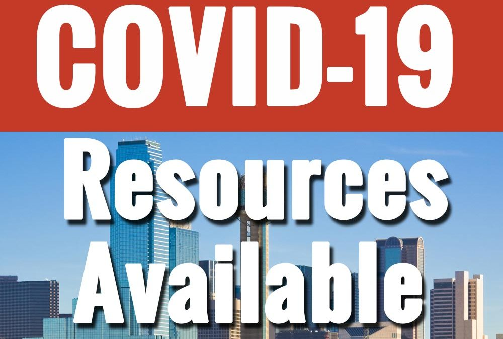 COVID-19 Resources Available