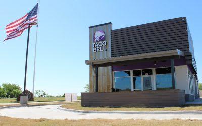 North Texas Bells Opens 55th Taco Bell