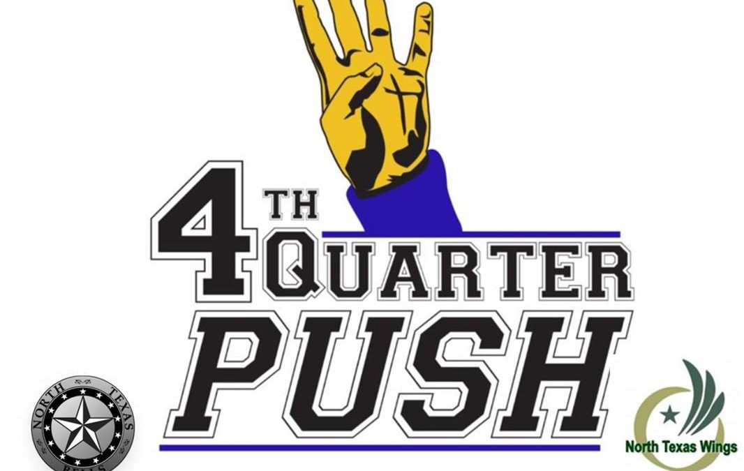 4th Quarter Push 2020