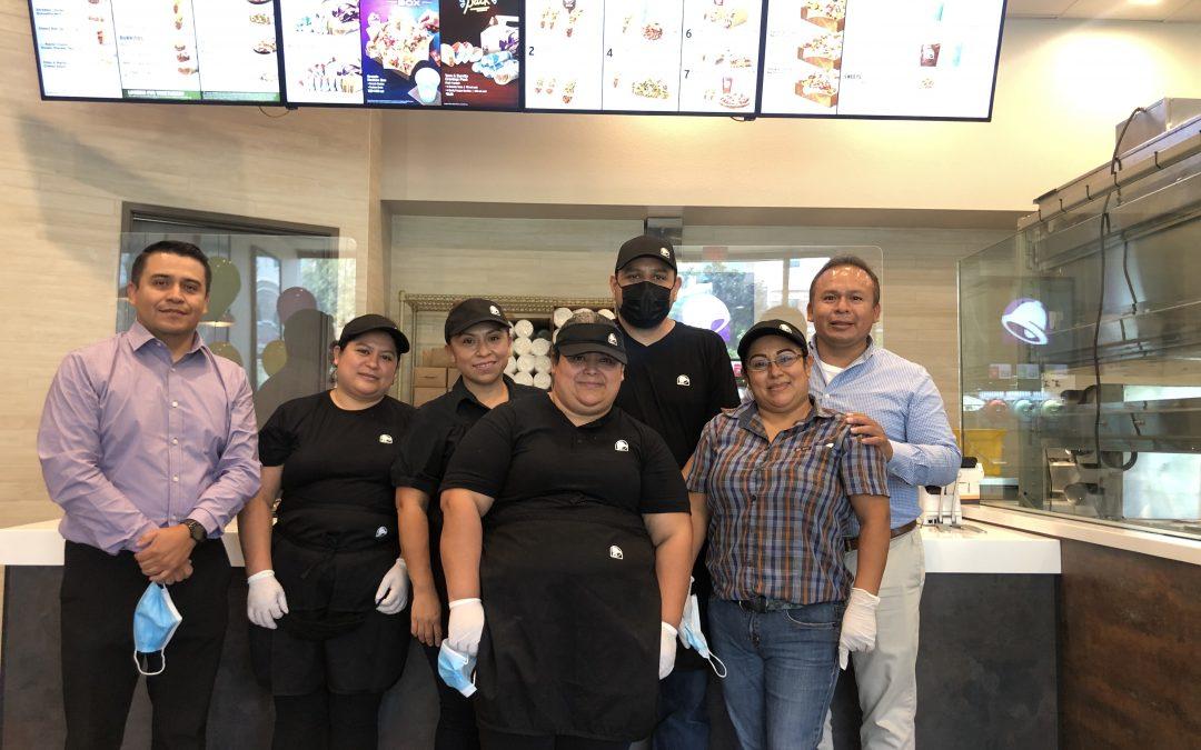 North Texas Bells Opens 57th Taco Bell