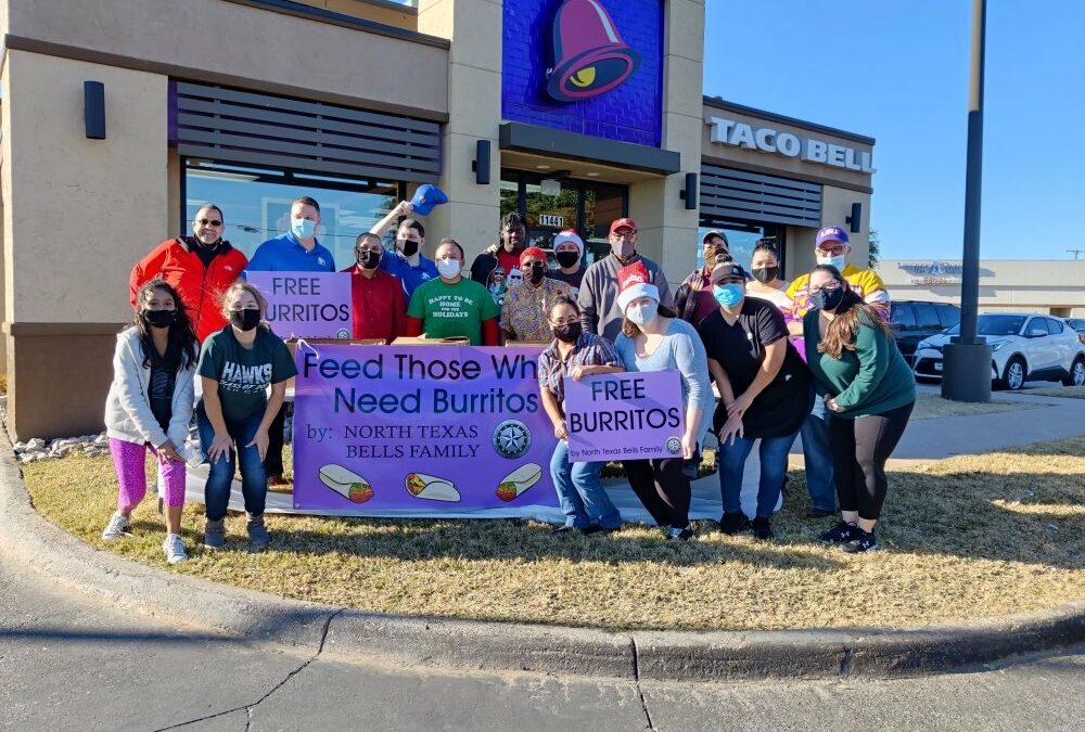 North Texas Bells Feeds the Dallas Community on Christmas Day