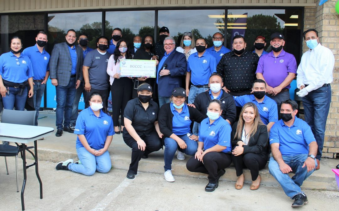 Taco Bell® Franchisee Raises $41,000 for Local Boys & Girls Clubs